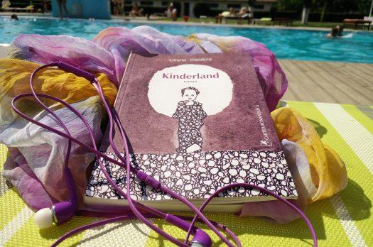 Recomandare de carte: Kinderland, Liliana Corobca